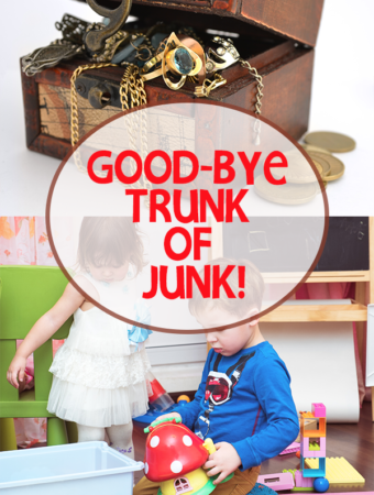 Good-Bye TRUNK OF JUNK